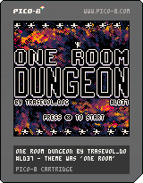 oneroomdungeon.p8
